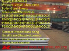 EN10028-6 P500QL1 pressure vessel steel plate