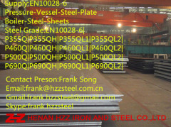 EN10028-6 P500Q pressure vessel steel plate