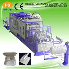 Pieno-auto Vacuum Forming Punzonatura Taglio di conteggio e impilamento macchina