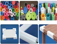 Hochwertige CE genehmigt Polyethylen-Schaum-Rohr, der Maschine herstellt