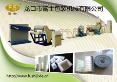 CE-Zertifizierung PE-Schaumfolie Fertigungslinie in China hergestellt