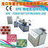 PE Physical Foam Net Making Machine