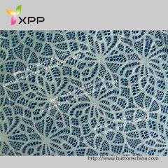 015 Elastic Nylon Polyester Lace
