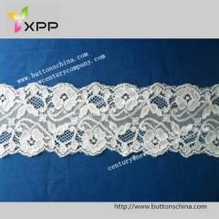 021 Elastic Nylon Polyester Lace