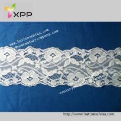 023 Elastic Nylon Polyester Lace