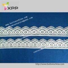 024 Elastic Nylon Polyester Lace