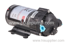 Reverse osmosis pump for water purifier