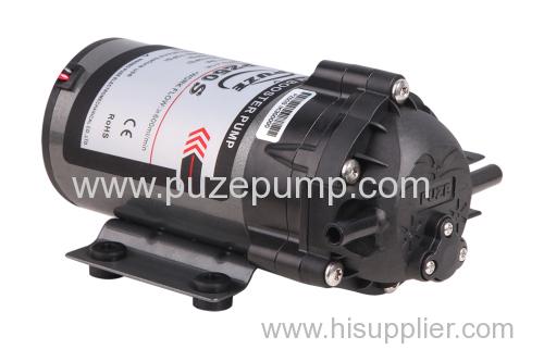 self priming booster pump