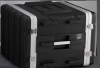 ABS rack case flight case amplifiers box