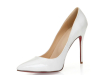New style pointed toe women high heel dress shoes