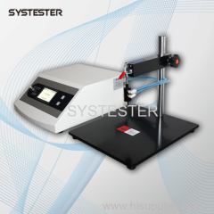 Packaging Seal Strength Tester Positive Pressure Method Plastic Packaging Lab Test Equipment