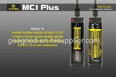 Xtar charger MC1 MC1 PLUS MC2 VC2 VC2 Plus VC4 VP2 VP4 XP4 XP4C SP2 multifunction xtar battery charger