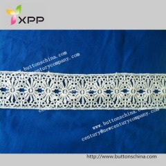 026 Water Solution Embroidery Lace