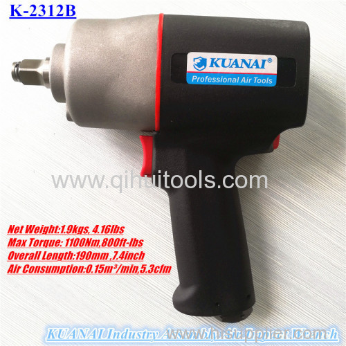 Industrial assembly tools air torque wrench top quality impact wrtench pneumatic tools