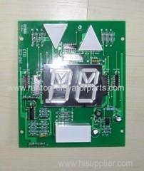 Sigma elevator parts PCB DCI-260