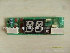 Sigma elevator parts indicator PCB DHI-141