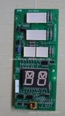 Sigma elevator parts indicator PCB DHI-201 for Sigma elevator
