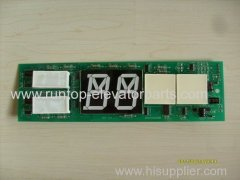 Sigma elevator parts indicator PCB DHI-211 for Sigma elevator