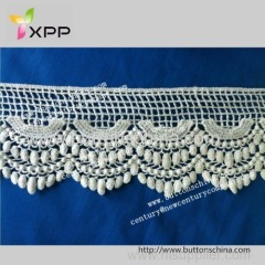 027 Water Solution Embroidery Lace