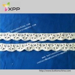 028 Water Solution Embroidery Lace