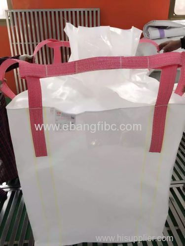 1000kg PP Bag with Reinforced Handle Area for Pet