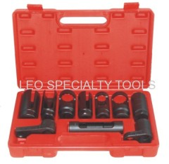10 pcs Oxygen Sensor Socket Set