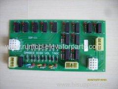 Sigma elevator parts PCB DOP-111