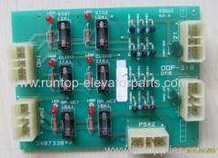 Sigma elevator parts PCB DOP-310