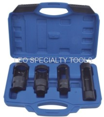 4 pcs Diesel Injection Sensor Socket Set