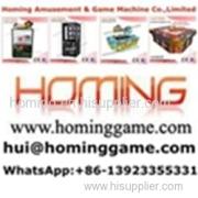 Homing Amusement & Game Machine Co.,Limite