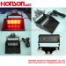 8W LED Amber Emergency Deck Dash Visor Lights for Vehicle Car
