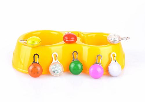 LED Cute Dog Pendant