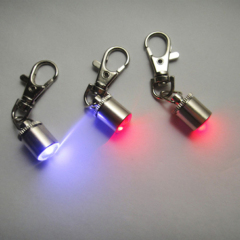 LED Metal Dog Pendant