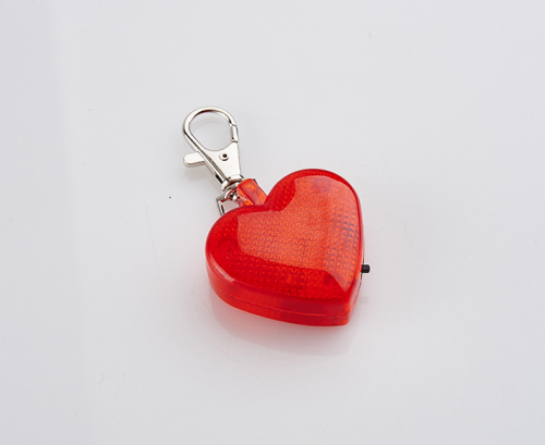 Cute Heart-Shape LED Pendant