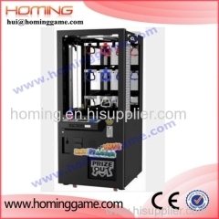 Honinggame coin pusher arcade games toy vending key master game machine for sale