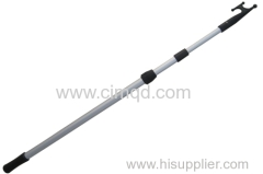 BOATHOOK ALUMINIUM TELESCOPIC 3 PART