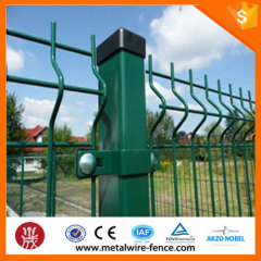 Yard guard pvc coated welded wire fence panels