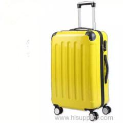 저렴한 하드 쉘 밝은 색상 트롤리 가방 복근 짐
