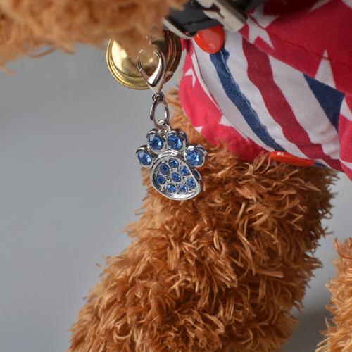 Diamond Dog Pendant led