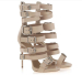 Fashion gladiator heels fashion party sandals