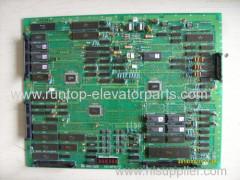 LG elevator parts PCB INV-MPU-1