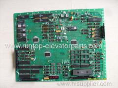 LG elevator parts PCB INV-MPU-2
