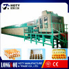 small waste paper recycling machinery egg tray making machine