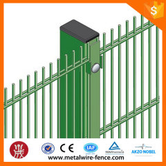 CE Certifcated Powder Coated 656 868 Double Wire Fence Panel