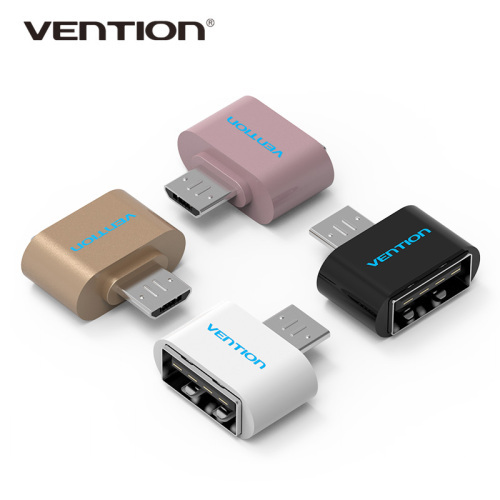 wholesale electric product VENTION USB OTG Adapter 2.0