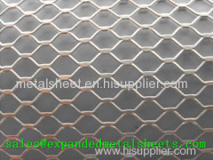 Steel Expanded Metal Sheet