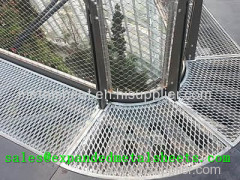 Expanded Metal Grating-Excellent Slip Resistance Performance