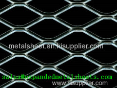 Expanded Metal Grilles for Car and Loudspeakers