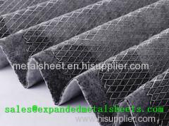 Expanded Metal Filter Element