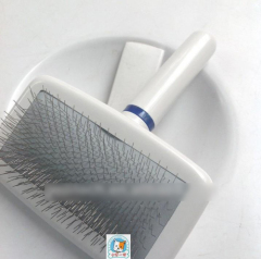 Plastic Handle Pet Brush